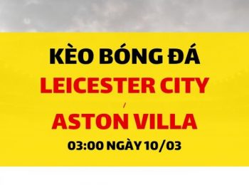 Leicester City – Aston Villa