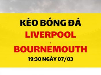 Liverpool – Bournemouth
