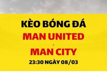 Man United – Man City