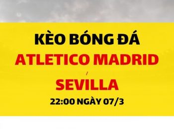Atletico Madrid – Sevilla