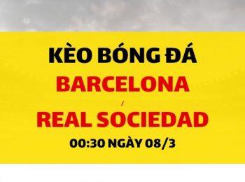 Barcelona – Real Sociedad