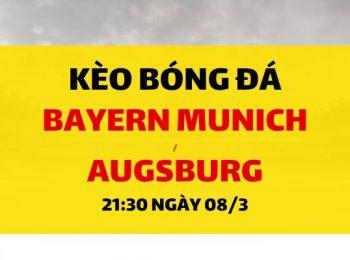 Bayern Munich – Augsburg