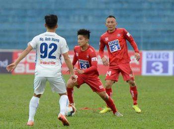 Lo sợ Covid-19, V-league quyết định tạm hoãn hết tháng 3