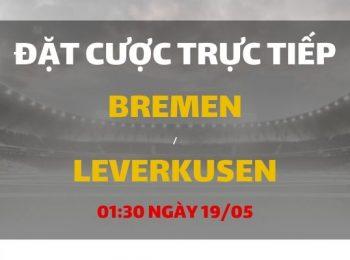 Werder Bremen – Bayer 04 Leverkusen